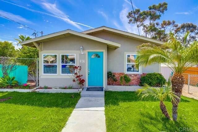 303 S 46Th Street, San Diego, CA 92113 (#PTP2104365) :: Robyn Icenhower & Associates