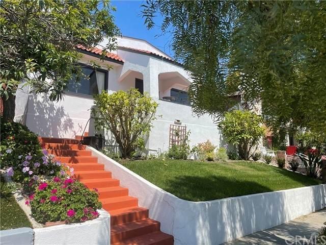 1327 S Meyler Street, San Pedro, CA 90731 (#SB21136245) :: Zutila, Inc.