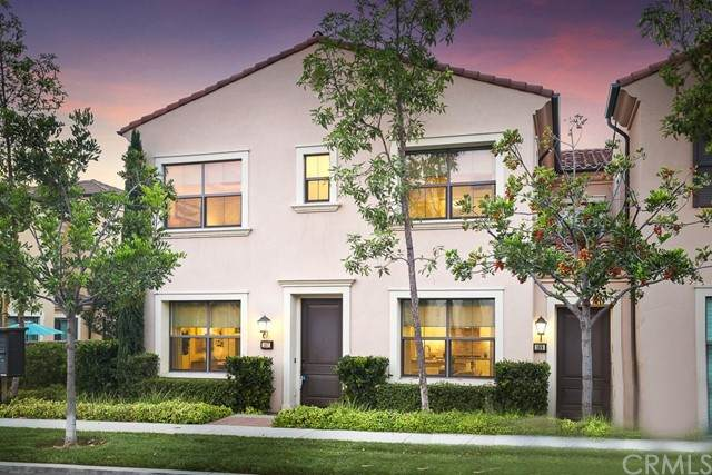 167 Working Ranch, Irvine, CA 92602 (#OC21135264) :: The Miller Group
