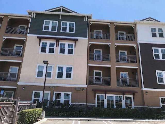 3550 Torrance Boulevard #306, Torrance, CA 90503 (#SB21135375) :: The Miller Group