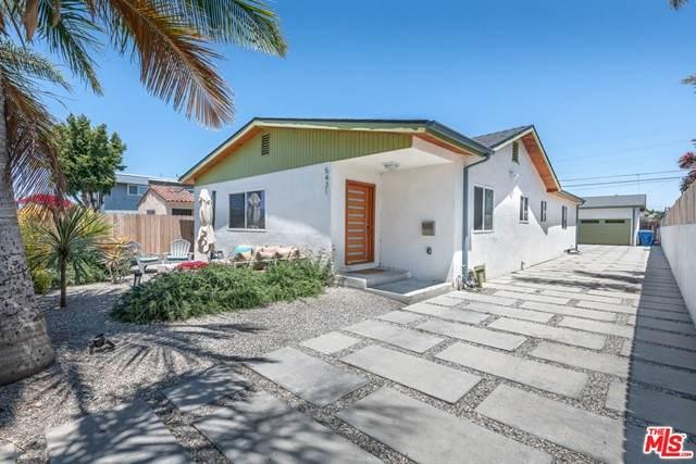 5431 Smiley Drive, Los Angeles (City), CA 90016 (#21752354) :: eXp Realty of California Inc.