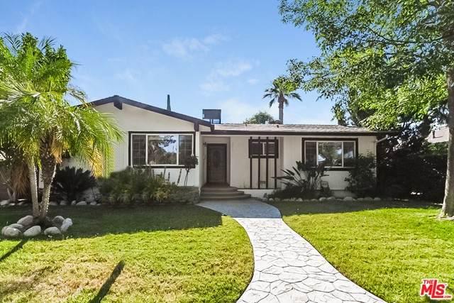 6660 Woodlake Avenue, West Hills, CA 91307 (#21752374) :: Swack Real Estate Group | Keller Williams Realty Central Coast