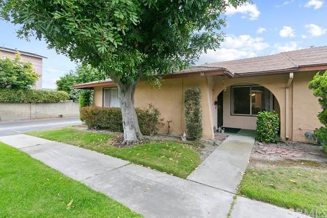 5300 1st Street #36, Santa Ana, CA 92703 (#OC21136339) :: Team Tami