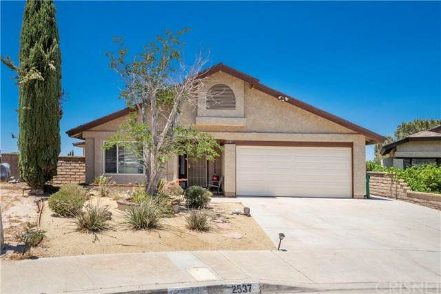 2537 Orchid Tree Drive, Palmdale, CA 93550 (#SR21135217) :: The Houston Team   Compass