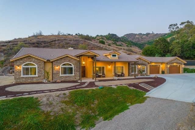 3482 Live Oak Creek Circle, Fallbrook, CA 92028 (#NDP2107243) :: Compass