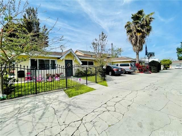 8559 Rose Street, Bellflower, CA 90706 (#DW21136452) :: Team Tami