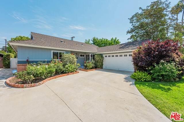 13341 Weddington Street, Sherman Oaks, CA 91401 (#21751854) :: The Houston Team | Compass