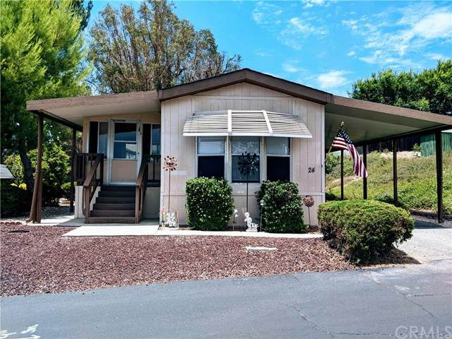 31130 S General Kearny Road #24, Temecula, CA 92591 (#SW21136114) :: Wendy Rich-Soto and Associates