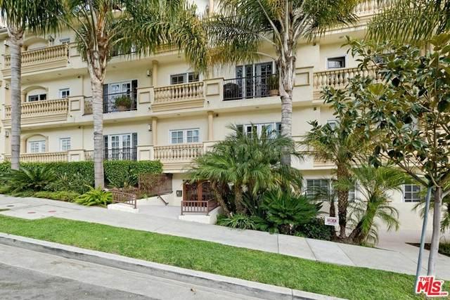 2340 Fox Hills Drive #205, Los Angeles (City), CA 90064 (#21751364) :: Team Tami