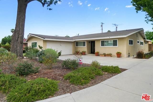 7827 Ampere Avenue, North Hollywood, CA 91605 (#21751204) :: Team Tami