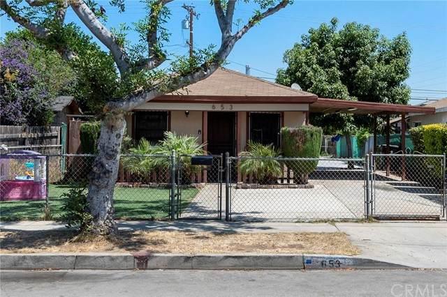 653 E 139th Street, Los Angeles (City), CA 90059 (#DW21136258) :: Team Tami