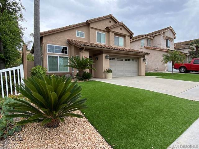 1036 Gallery Dr, Oceanside, CA 92057 (#210017411) :: The Houston Team | Compass