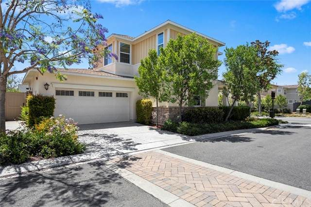 206 Compass, Irvine, CA 92618 (#OC21135721) :: The Miller Group