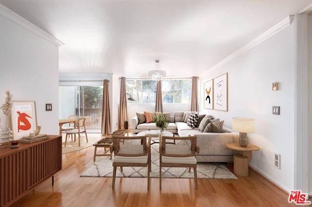 5950 Canterbury Drive C208, Culver City, CA 90230 (#21751480) :: Mint Real Estate