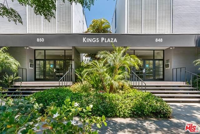 848 N Kings Road #204, West Hollywood, CA 90069 (#21750892) :: Mint Real Estate