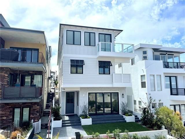 316 20th Street, Manhattan Beach, CA 90266 (#SB21136572) :: The Miller Group