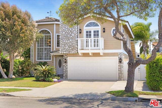 2278 W 230th Place, Torrance, CA 90501 (#21752050) :: The Miller Group
