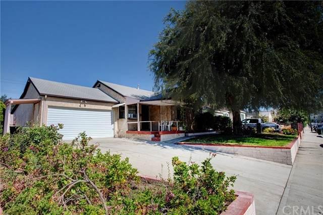 2105 N Buena Vista Street, Burbank, CA 91504 (#BB21136604) :: The Miller Group