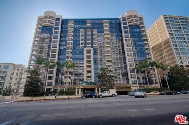 10724 Wilshire Boulevard #1103, Los Angeles (City), CA 90024 (#21752428) :: Jett Real Estate Group