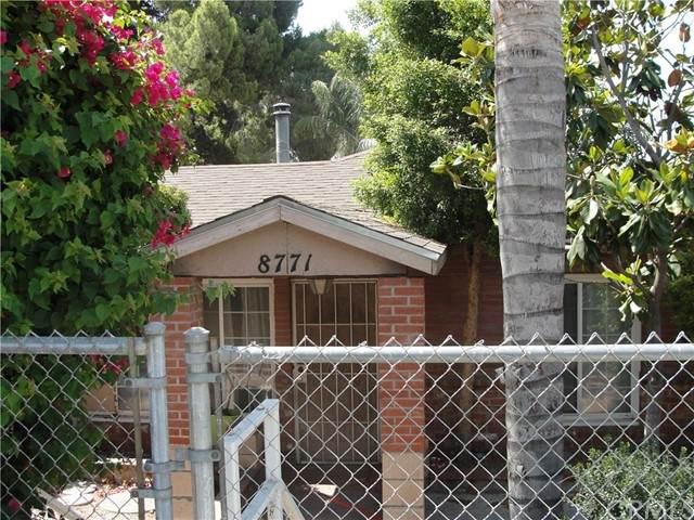 8771 Arrow, Rancho Cucamonga, CA 91730 (#CV21136656) :: Compass