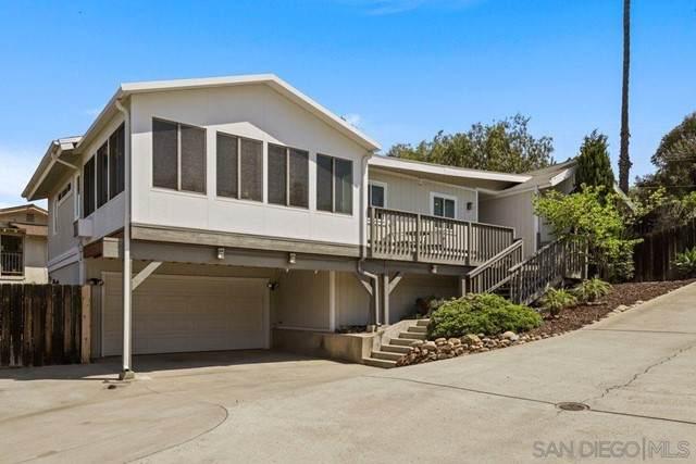 7976 Lemon Cir, La Mesa, CA 91941 (#210017428) :: Swack Real Estate Group | Keller Williams Realty Central Coast