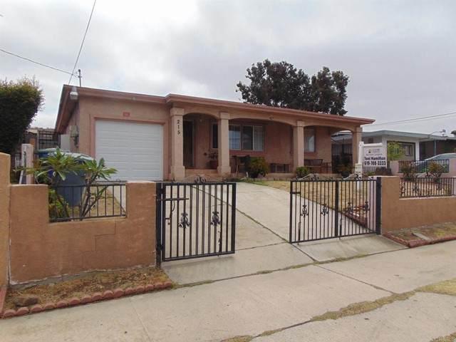 215 Harbison Avenue, National City, CA 91950 (#PTP2104378) :: Wendy Rich-Soto and Associates