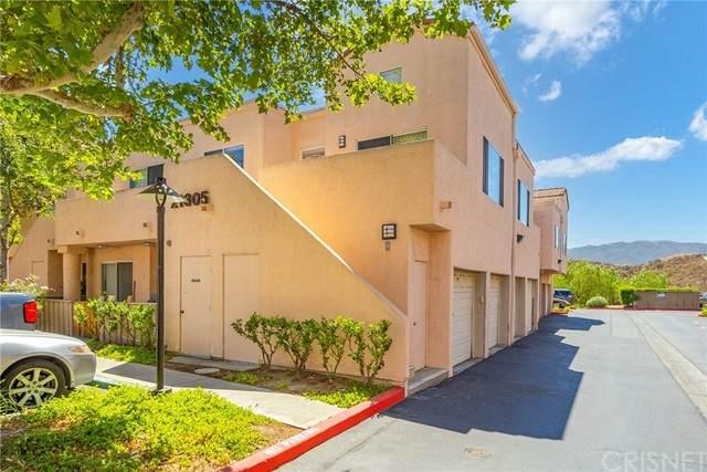 21305 Nandina Lane #201, Newhall, CA 91321 (#SR21136750) :: Powerhouse Real Estate