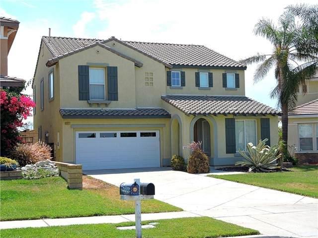 6663 Vianza Place, Rancho Cucamonga, CA 91701 (#IV21136808) :: Compass