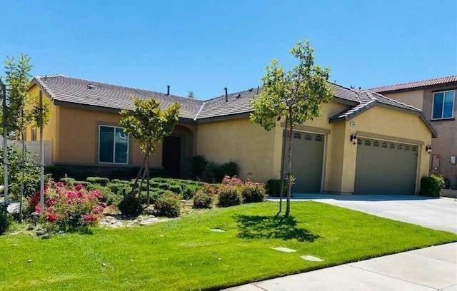 1449 Begonia Way, Beaumont, CA 92223 (#219063941DA) :: eXp Realty of California Inc.