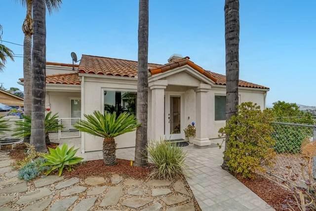 8483 Sunrise Avenue, La Mesa, CA 91941 (#210017448) :: Swack Real Estate Group | Keller Williams Realty Central Coast