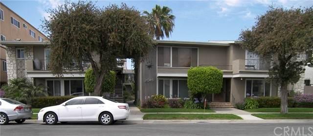 2049 E 3rd Street #16, Long Beach, CA 90814 (#PW21136773) :: Team Tami