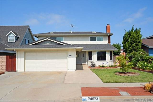 24523 Falena Avenue, Lomita, CA 90717 (#PV21136676) :: Zember Realty Group