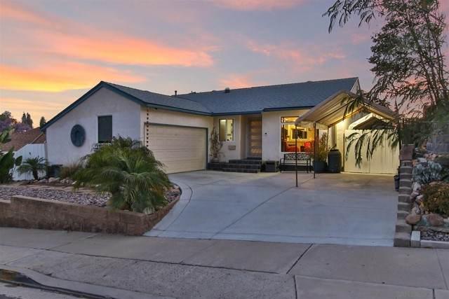 5360 Mary Fellows Ave, La Mesa, CA 91942 (#210017470) :: Swack Real Estate Group | Keller Williams Realty Central Coast