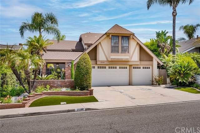 25361 Linda Vista Drive, Laguna Hills, CA 92653 (#OC21133606) :: Hart Coastal Group