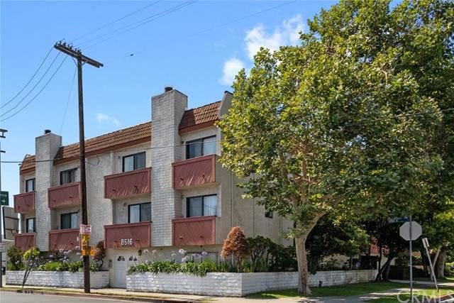 8516 Cadillac Avenue #6, Los Angeles (City), CA 90034 (#SB21136955) :: eXp Realty of California Inc.
