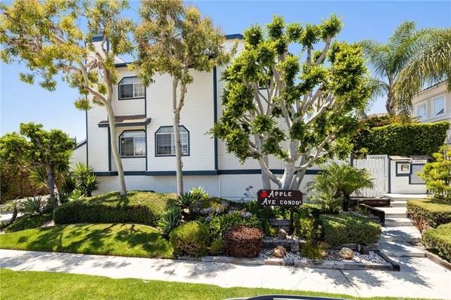 2603 Apple Avenue #104, Torrance, CA 90501 (#SB21135710) :: Swack Real Estate Group | Keller Williams Realty Central Coast