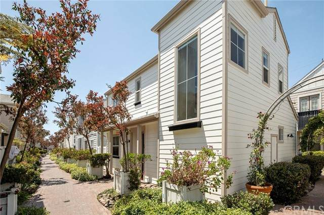 1800 S Pacific Coast Highway #26, Redondo Beach, CA 90277 (#PV21135589) :: The Miller Group