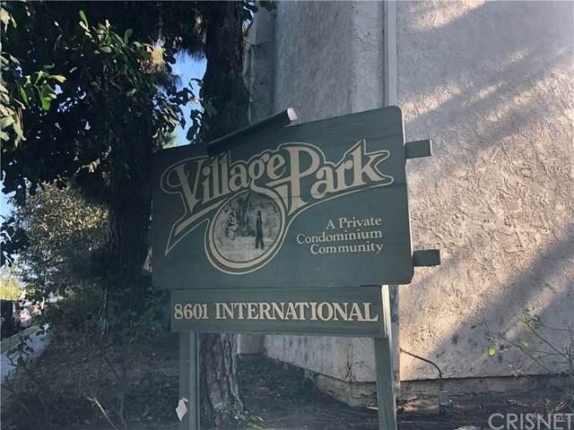 8601 International Avenue #279, Canoga Park, CA 91304 (#SR21137097) :: A|G Amaya Group Real Estate
