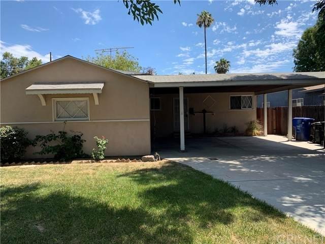 16130 Kittridge Street, Van Nuys, CA 91406 (#SR21134708) :: A|G Amaya Group Real Estate