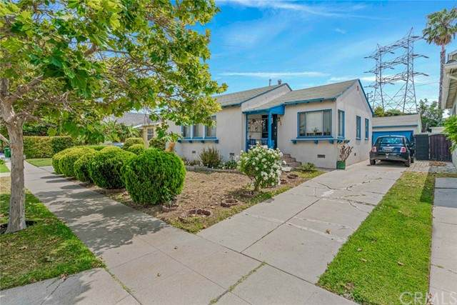 2912 S Genesee Avenue, Los Angeles (City), CA 90016 (#PW21135943) :: The Miller Group