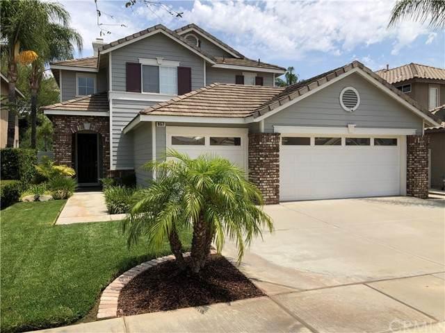 957 N Temescal Circle, Corona, CA 92879 (#IG21137189) :: eXp Realty of California Inc.