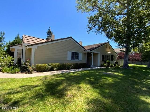 2968 Shadow Brook Lane, Westlake Village, CA 91361 (#221003432) :: The Miller Group