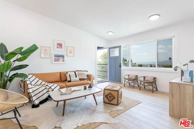 3616 Marcia Drive #4, Los Angeles (City), CA 90026 (#21752638) :: The Miller Group