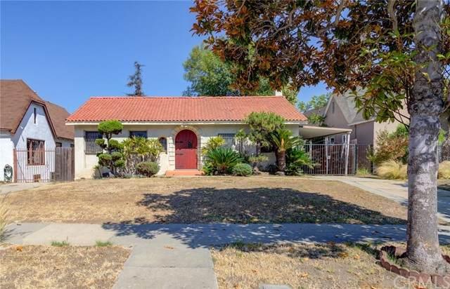812 S Citrus Avenue, Los Angeles (City), CA 90036 (#SB21135457) :: The Miller Group