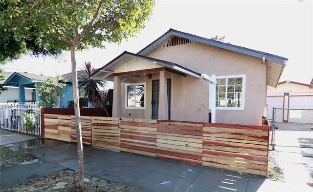 2111 Lemon Avenue, Long Beach, CA 90806 (#PW21137232) :: The Miller Group