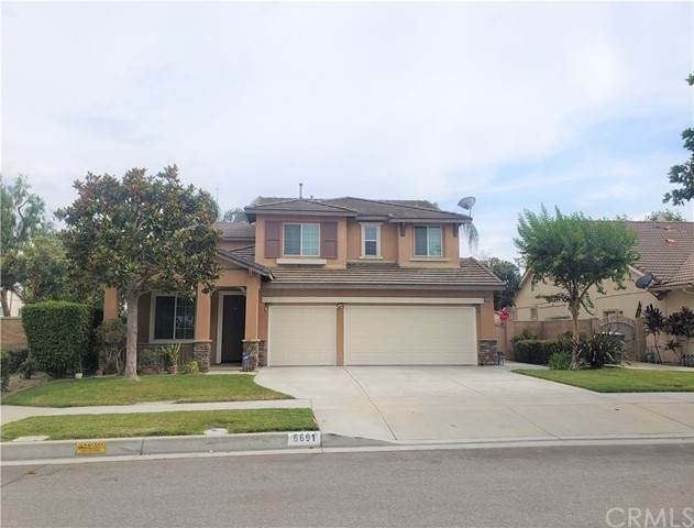 6691 Meadowlark Street, Chino, CA 91710 (#TR21137234) :: The Miller Group