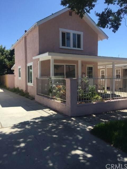 612 E 2nd Street, Santa Ana, CA 92701 (#PW21137219) :: Hart Coastal Group