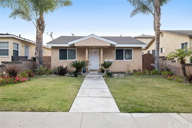 2603 Arlington Avenue, Torrance, CA 90501 (#PV21137240) :: The Miller Group