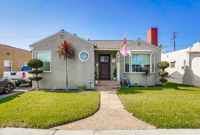 221 E Platt Street, Long Beach, CA 90805 (#PW21134345) :: The Miller Group