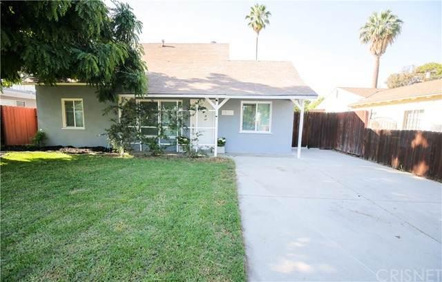 22027 Leadwell Street, Canoga Park, CA 91303 (#SR21135807) :: Wendy Rich-Soto and Associates
